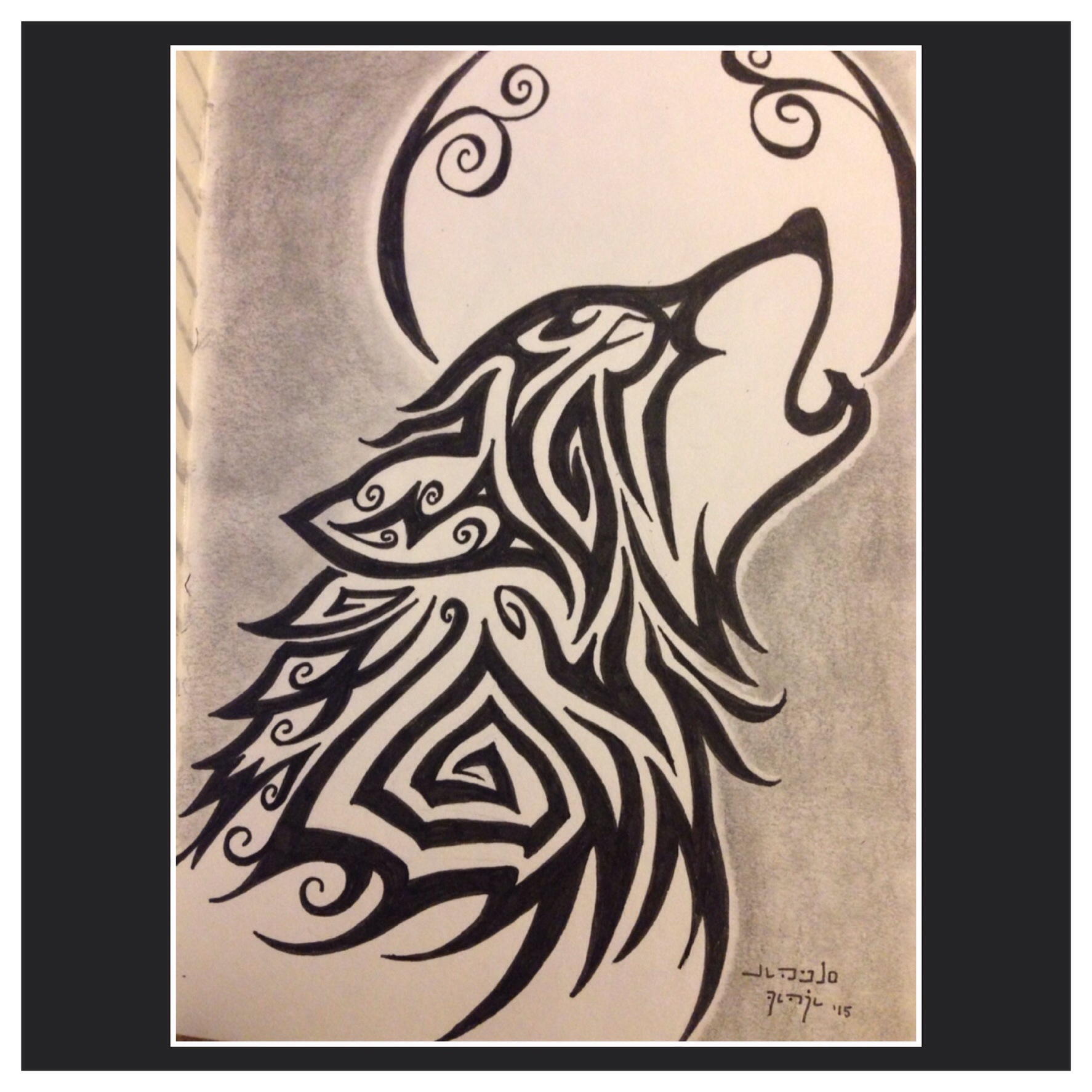 Wolf what it takes to be me cinderella wolf ccuart Gallery